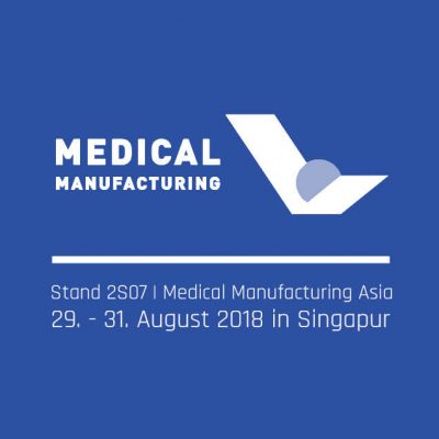 Medical Manufacturing Asia 2018