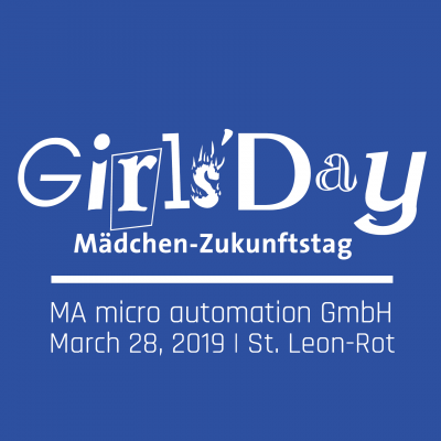 Banner Girls Day en