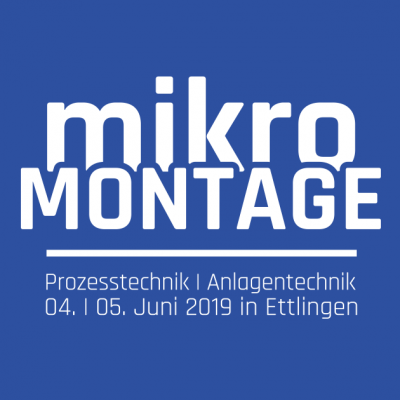 Banner mikroMONTAGE 2019