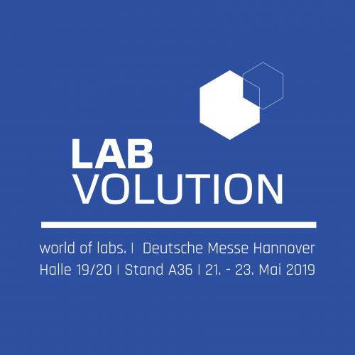 Banner LABVOLUTION 2019