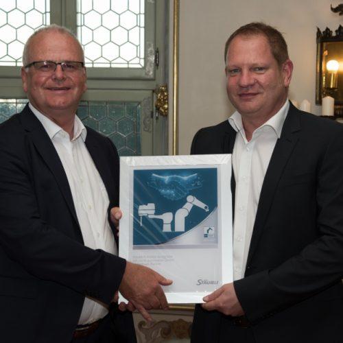 Staeubli Award 2019