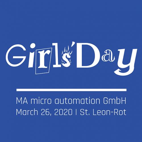 Banner Girls Day 2020 en