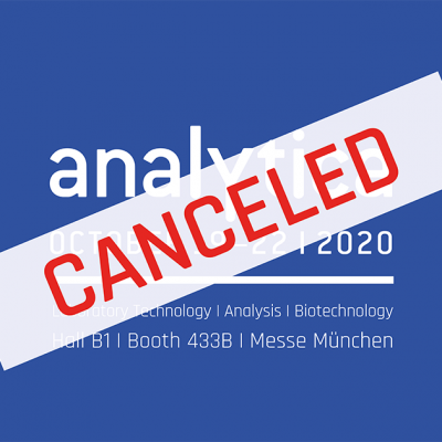 Banner analytica 2020 canceled