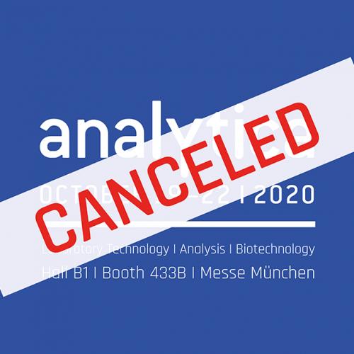 Banner analytica 2020 canceled