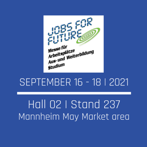 Banner Jobs for future 2021 en